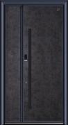 拼接防盗门安全吗