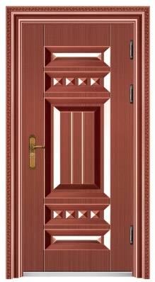 锌合金房门