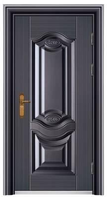 锌合金卧室门
