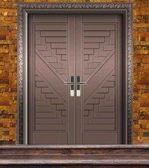 入户铸铝门